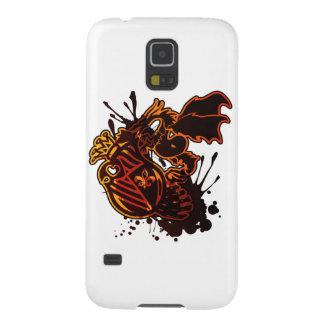 The_Dragon_Strikes Galaxy S5 Cover