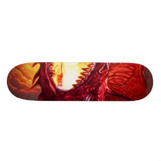 The Dragonator Custom Skateboard