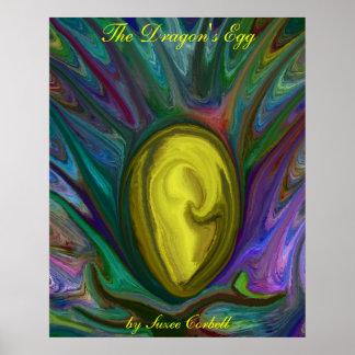 The Dragon's Egg print
