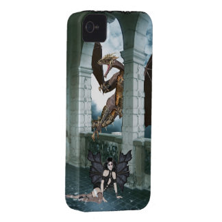 The Dragon's Lair iPhone 4 Case-Mate Case