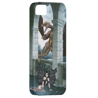 The Dragon's Lair iPhone SE/5/5s Case