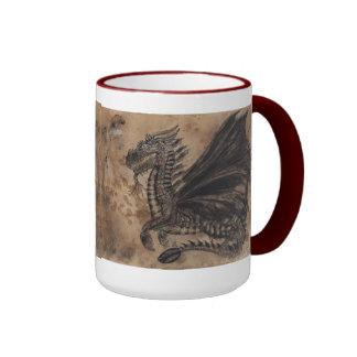 The Dragons - Mug