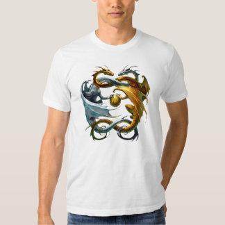 The dragons play balloon - tee shirt