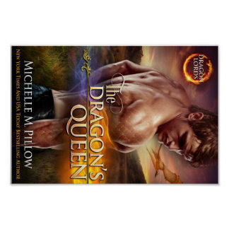 The Dragon's Queen Bookcover Poster