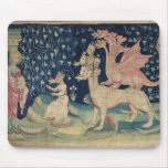 The Dragons Vomiting Frogs Mouse Pad