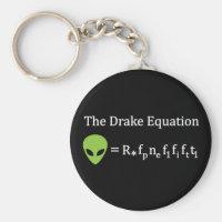 The Drake Equation Keychain