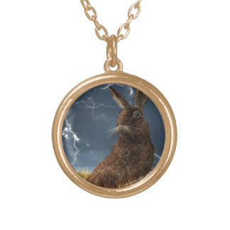 The Drama Bunny Necklace