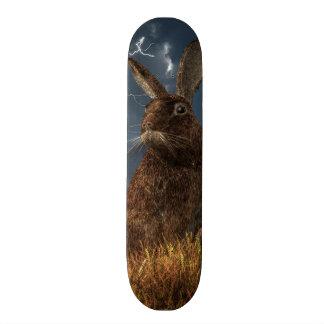 The Drama Bunny Skateboard Deck