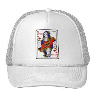 The Drama Queen Of Hearts Trucker Hat