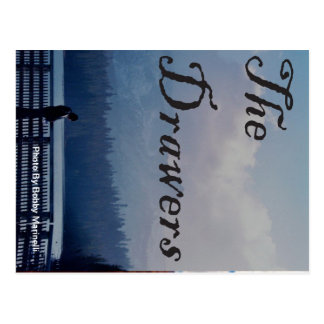 The Drawers by Bobby Marinelli post card
