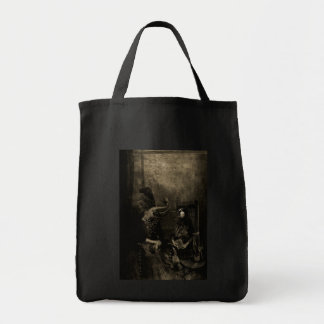The Drawing Room Canvas Bags