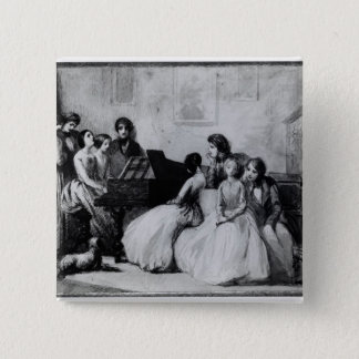 The Drawing Room Concert Pinback Button