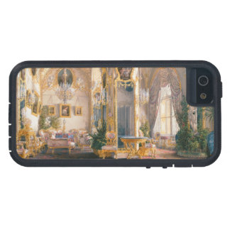 The Drawing Room in Rococo II Style, with Cupids iPhone 5 Cover