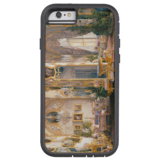 The Drawing Room in Rococo II Style with Cupids iPhone 6 Case