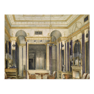 The Drawing Room of the Empress Maria Postcard