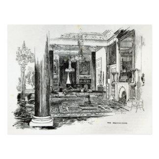 The Drawing Room, Osborne House Postcard