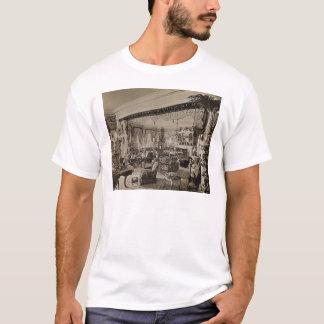 The Drawing Room, Wickham Hall, Kent, 1897 T-Shirt