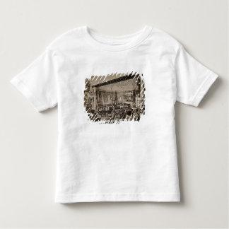 The Drawing Room, Wickham Hall, Kent, 1897 Toddler T-shirt
