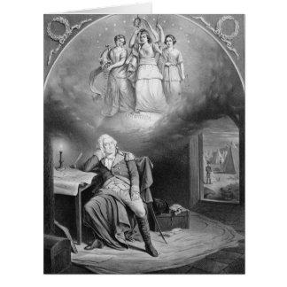 The Dream 1857 Card