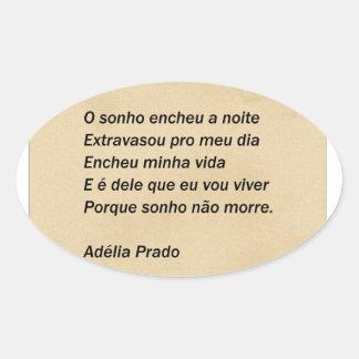The dream - Adélia the Prado