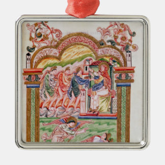 The Dream and the Adoration of the Magi Metal Ornament