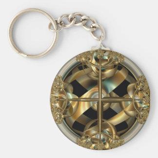 The Dream Catcher Basic Round Button Keychain