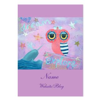 The Dream Explorer Business Cards