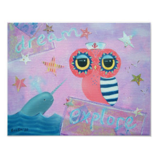 The Dream Explorer Poster