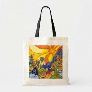 The Dream Fantasy Art  Modern Psychedelic Surreal Bag