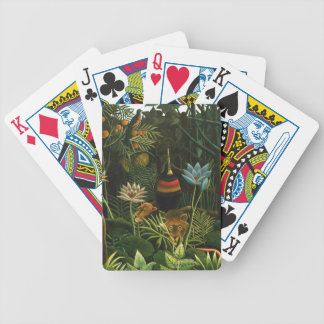The Dream, Henri Rousseau Fine Art Bicycle Playing Cards