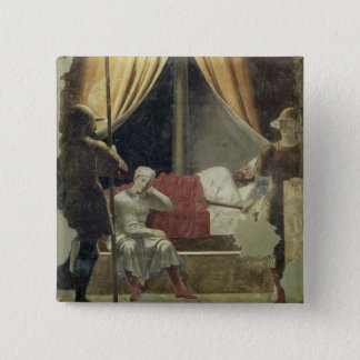 The Dream of Constantine, from The Legend of the T Pinback Button