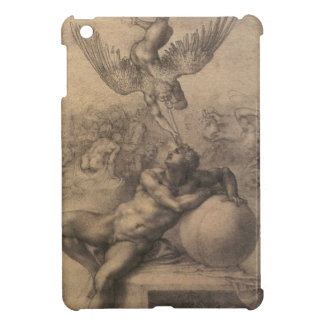 The Dream of Human Life by Michelangelo iPad Mini Case