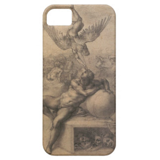 The Dream of Human Life by Michelangelo iPhone SE/5/5s Case