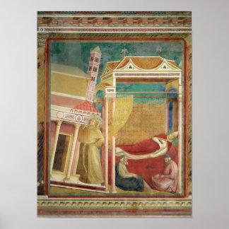 The Dream of Innocent III, 1297-99 Poster