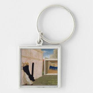The Dream of Innocent III Keychain