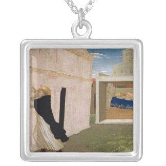 The Dream of Innocent III Custom Necklace