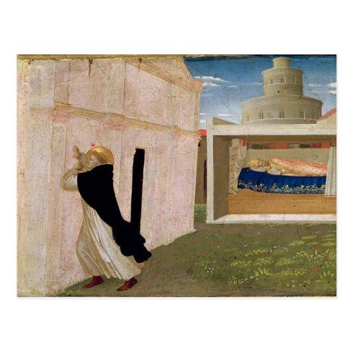 The Dream of Innocent III Postcard