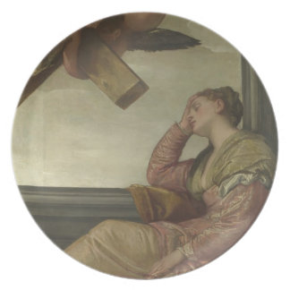 The Dream of Saint Helena by Paolo Veronese Plates