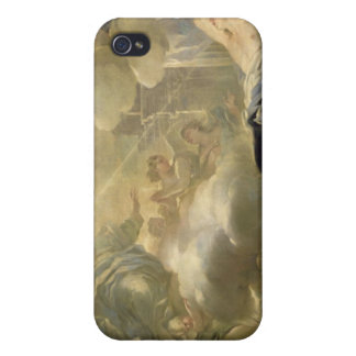 The Dream of Solomon, c.1693 (oil on canvas) iPhone 4 Cover