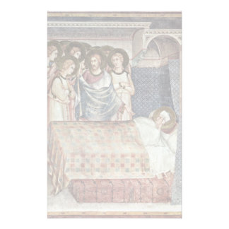 The Dream Of St. Martin By Martini Simone Personalized Stationery