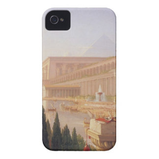 The dream of the architect by Thomas Cole Case-Mate iPhone 4 Case