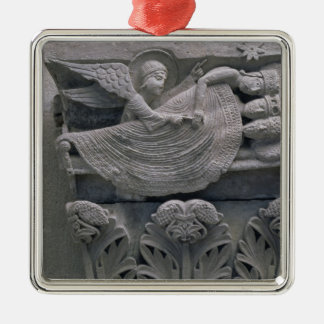 The Dream of the Three Kings Metal Ornament