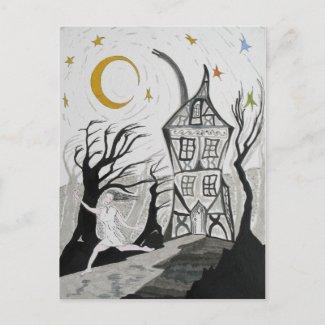 The Dream postcard