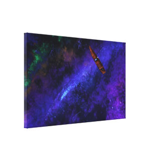 The Dreamer (Constellations) Canvas Print