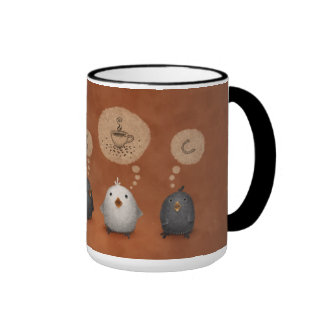 The Dreamer Coffee Mugs