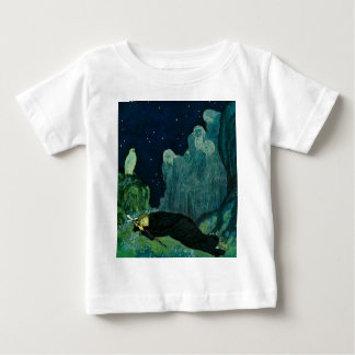 The Dreamer of Dreams: A Circle of Mist Baby T-Shirt