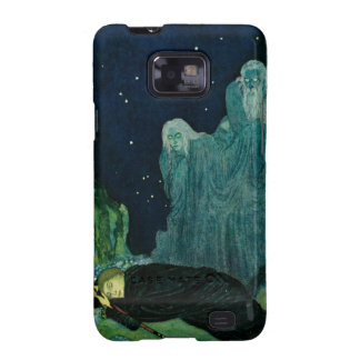 The Dreamer of Dreams: A Circle of Mist Galaxy S2 Cases