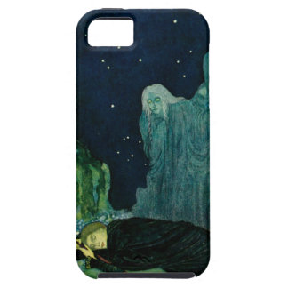 The Dreamer of Dreams: A Circle of Mist iPhone 5 Covers