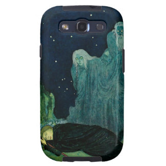 The Dreamer of Dreams: A Circle of Mist Samsung Galaxy S3 Cases
