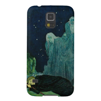 The Dreamer of Dreams: A Circle of Mist Galaxy S5 Cover